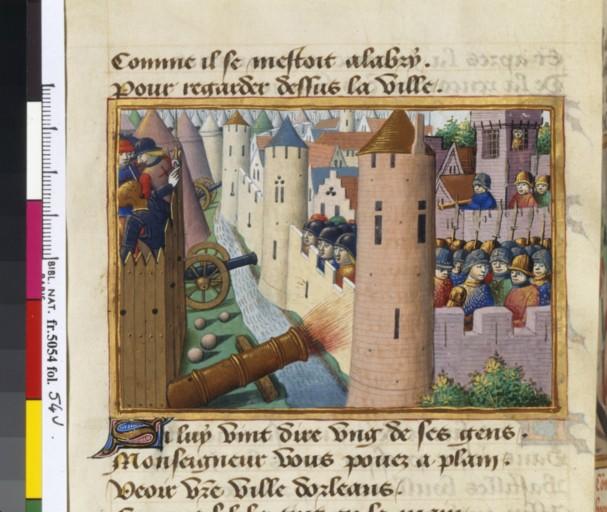 livre - les Vigiles de Charles VII, par Martial d'Auvergne - 1487  ConsulterElementNum?O=IFN-07841614&E=JPEG&Deb=1&Fin=1&Param=C