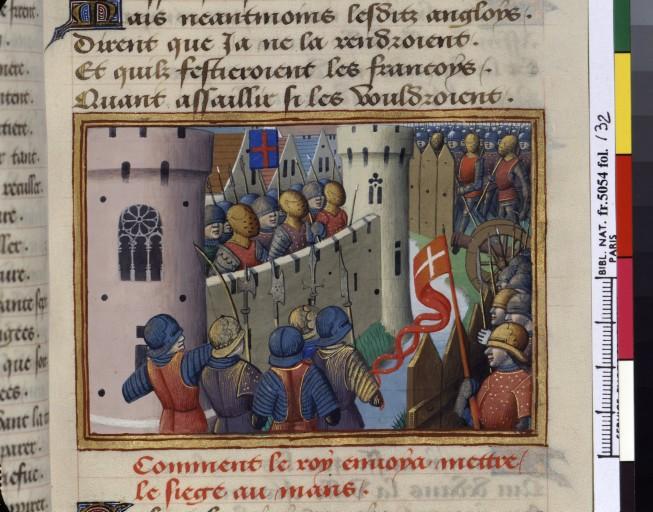 livre - les Vigiles de Charles VII, par Martial d'Auvergne - 1487  ConsulterElementNum?O=IFN-07841651&E=JPEG&Deb=1&Fin=1&Param=C