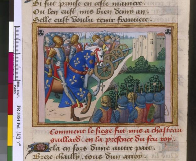livre - les Vigiles de Charles VII, par Martial d'Auvergne - 1487  ConsulterElementNum?O=IFN-07841675&E=JPEG&Deb=1&Fin=1&Param=C