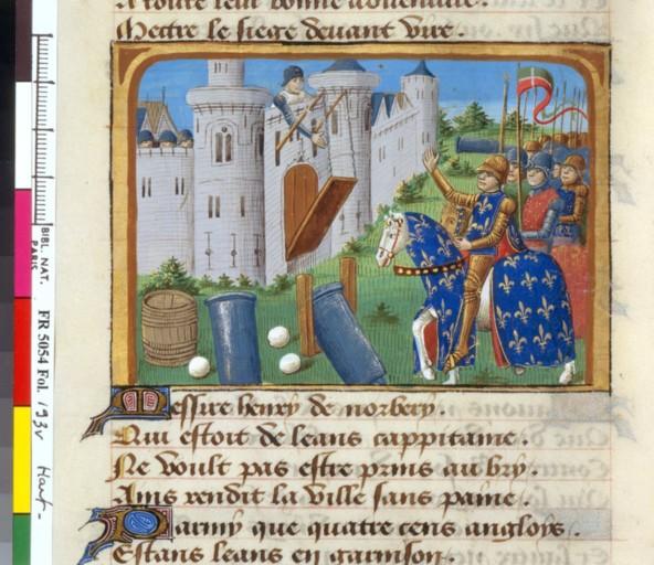 livre - les Vigiles de Charles VII, par Martial d'Auvergne - 1487  ConsulterElementNum?O=IFN-07841700&E=JPEG&Deb=1&Fin=1&Param=C