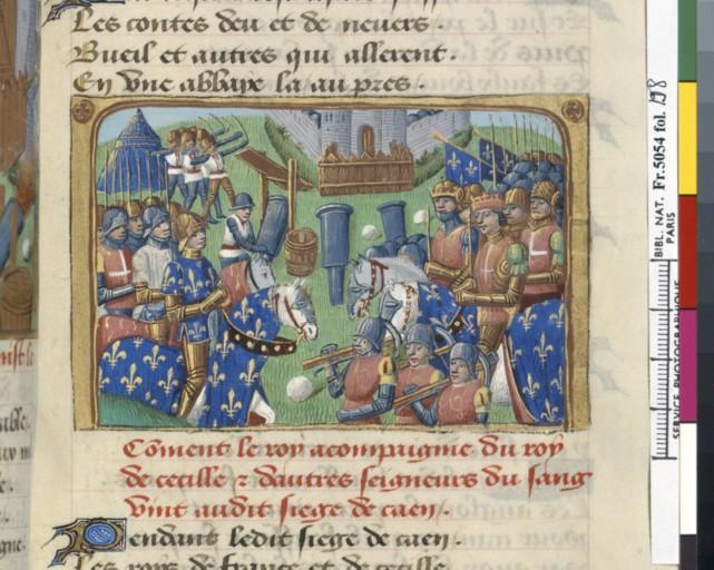 livre - les Vigiles de Charles VII, par Martial d'Auvergne - 1487  ConsulterElementNum?O=IFN-07841705&E=JPEG&Deb=1&Fin=1&Param=C