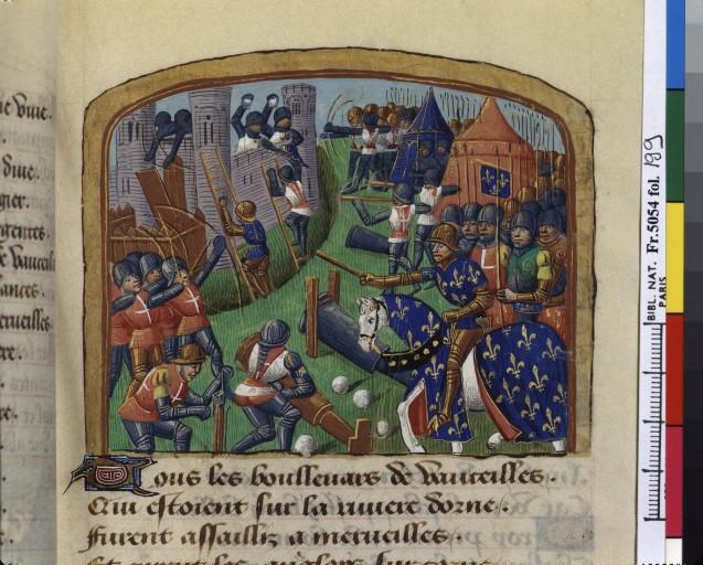 livre - les Vigiles de Charles VII, par Martial d'Auvergne - 1487  ConsulterElementNum?O=IFN-07841706&E=JPEG&Deb=1&Fin=1&Param=C