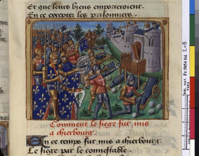 livre - les Vigiles de Charles VII, par Martial d'Auvergne - 1487  ConsulterElementNum?O=IFN-07841709&E=JPEG&Deb=1&Fin=1&Param=C