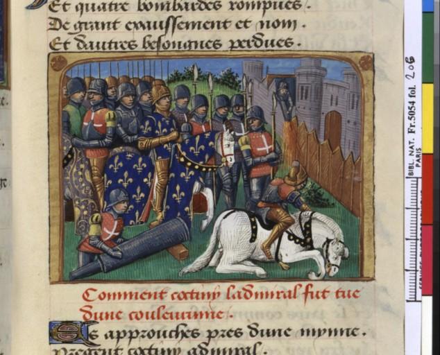 livre - les Vigiles de Charles VII, par Martial d'Auvergne - 1487  ConsulterElementNum?O=IFN-07841710&E=JPEG&Deb=1&Fin=1&Param=C