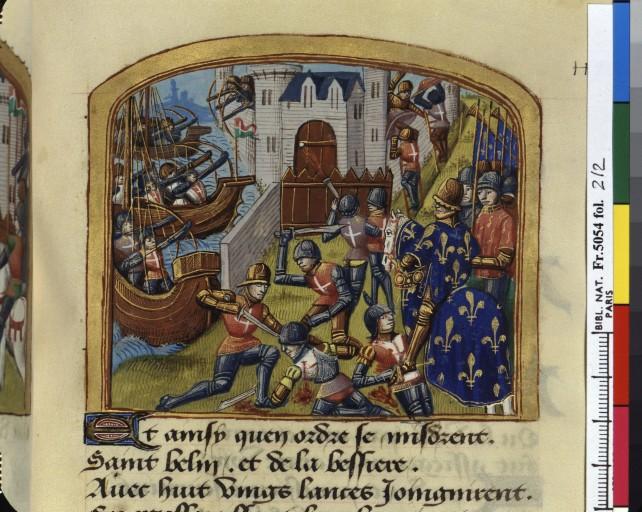 livre - les Vigiles de Charles VII, par Martial d'Auvergne - 1487  ConsulterElementNum?O=IFN-07841712&E=JPEG&Deb=1&Fin=1&Param=C