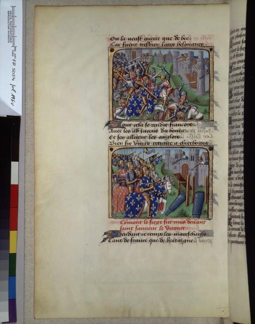 livre - les Vigiles de Charles VII, par Martial d'Auvergne - 1487  ConsulterElementNum?O=IFN-08021061&E=JPEG&Deb=1&Fin=1&Param=C