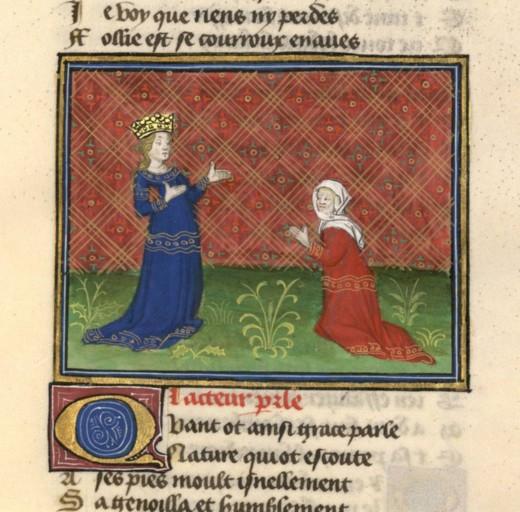 ACTUEL MOYEN AGE (12) : Gr�ce royale, gr�ce � qui ?