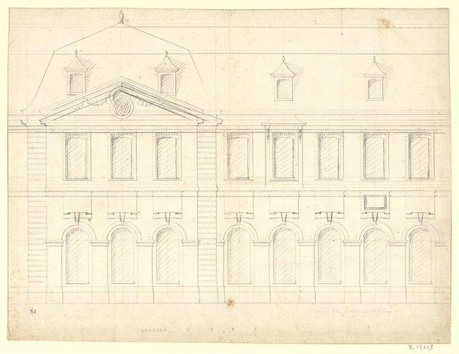 Les nouveaux bâtiments conventuels des XVII° et XVIII° siècles ConsulterElementNum?O=IFN-53031807&E=JPEG&Deb=1&Fin=1&Param=C