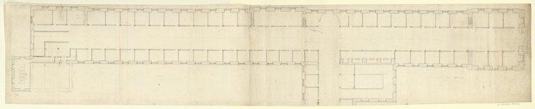 Les nouveaux bâtiments conventuels des XVII° et XVIII° siècles ConsulterElementNum?O=IFN-53046153&E=JPEG&Deb=1&Fin=1&Param=C