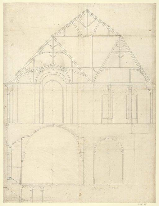 Les nouveaux bâtiments conventuels des XVII° et XVIII° siècles ConsulterElementNum?O=IFN-53046249&E=JPEG&Deb=1&Fin=1&Param=C