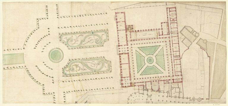 Les nouveaux bâtiments conventuels des XVII° et XVIII° siècles ConsulterElementNum?O=IFN-53046253&E=JPEG&Deb=1&Fin=1&Param=C