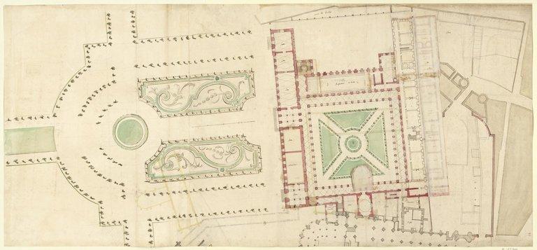 Les nouveaux bâtiments conventuels des XVII° et XVIII° siècles ConsulterElementNum?O=IFN-53046253&E=JPEG&Deb=2&Fin=2&Param=C