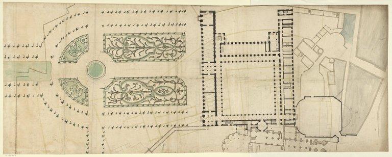 Les nouveaux bâtiments conventuels des XVII° et XVIII° siècles ConsulterElementNum?O=IFN-53046276&E=JPEG&Deb=1&Fin=1&Param=C