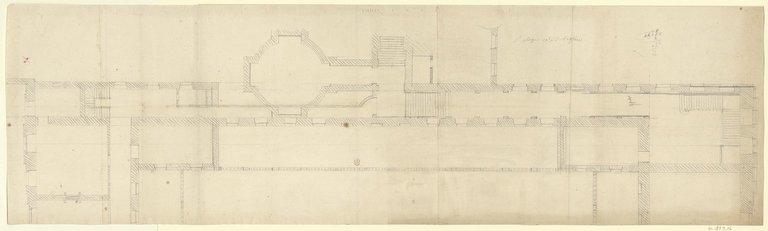 Les nouveaux bâtiments conventuels des XVII° et XVIII° siècles ConsulterElementNum?O=IFN-53046287&E=JPEG&Deb=1&Fin=1&Param=C