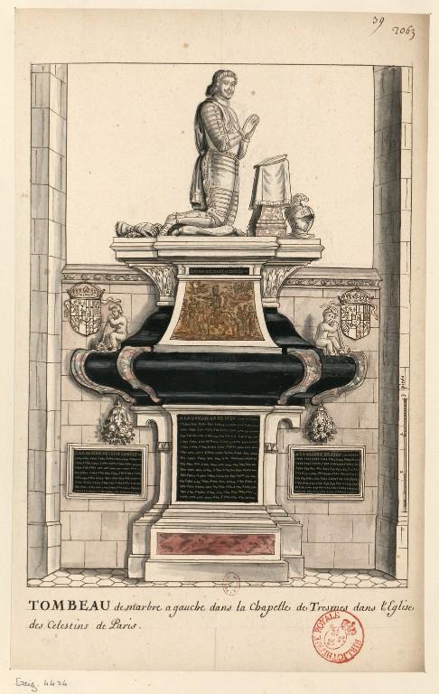 Les tombeaux princiers du couvent des Célestins, à Paris ConsulterElementNum?O=IFN-6907577&E=JPEG&Deb=1&Fin=1&Param=C
